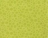Fabric - The Sweet Life Green Tonal Bubbles by Pat Sloan for Moda - 43055 18 - Yardage