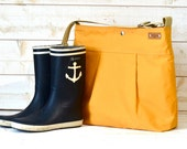 BEST SELLER Diaper bag / Crossbody purse / Tote Bag STOCKHOLM French Tea summer fashion bag
