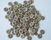 Camo Neutral buttons - various sizes & styles - over 100 - See Shop Announcement for 60% off code