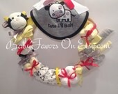 Cow Baby Wreath