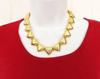 Vintage Necklace, Anne Klein Necklace, Anne Klein Jewelry, Signed Jewelry, Signed Necklace, Anne Klein, Costume Jewelry, Accessories