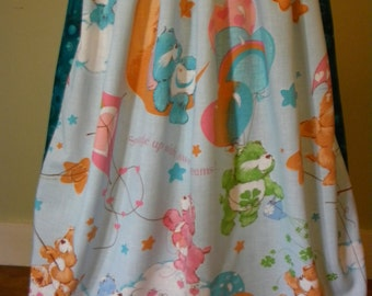 Vintage Care Bear Long Skirt