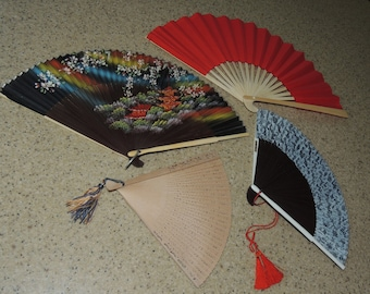 Collection of Fans