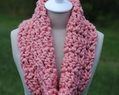 Antique Rose Thick Cowl