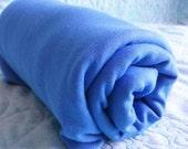 Organic Bamboo Swaddling Blanket, Extra Large, Royal