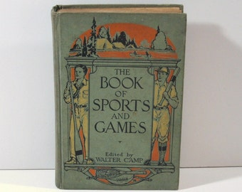 The Book of Sports and Games, 1923