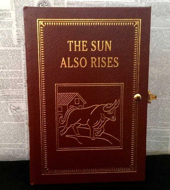 a literary analysis of the sun also rises by ernest hemingway In fact, the sun also rises has been in print continuously since its publication in 1926, and is said to be one of the most translated titles in the world three more from ernest hemingway.