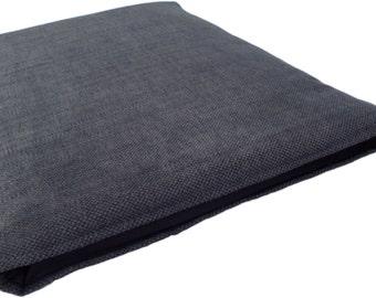 BertieJoseph Apple MacBook Pro Retina 13 or 15 inch Grey Flannel Linen Sleeve