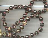 Japanese  Millefiori Vintage Flower Beads 7-8mm Many Colors, B1080
