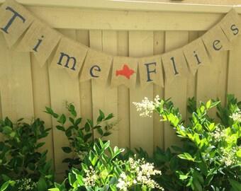 Time Flies banner