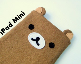 Brown Bear iPad Mini case