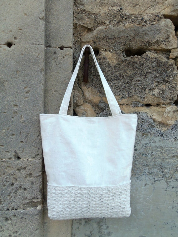 eco-friendly bag by madamerenard