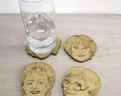 Golden Coasters.