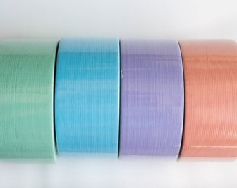 Pastel Duct Tape - One Roll of Duck Brand Tape