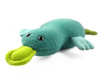 Hudson the Platypus