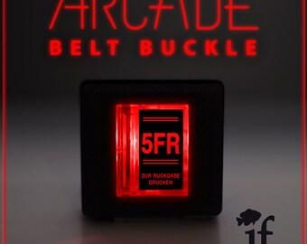 Arcade Belt Buckle - 5FR (Franc)