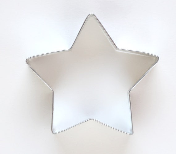 Star Cookie Cutter, Space Birthday Party, 4th of July Cookie Cutter