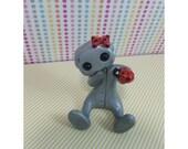 Lady Luck Lady Bug Robot