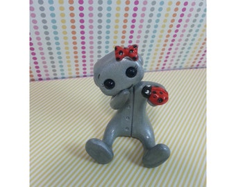 Lady Luck Lady Bug Robot