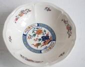 Bowls, Chinese Teal Pattern, Wedgwood China, Set of 3