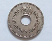 King Edward VIII Coin 1936 Fiji