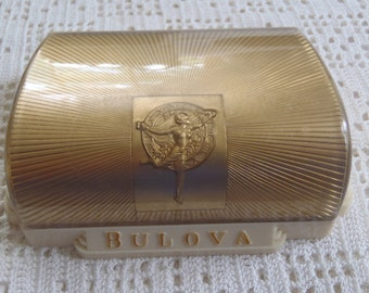 Vintage Watch Box Bulova Miss America