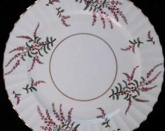 """Royal Worcester DUNROBIN Dinner Plate 10-1/2"""" Excellent!!"""