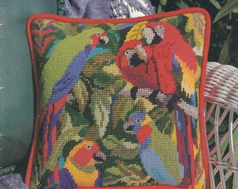 Needlepoint Plus Magazine - May/June 1992 Issue - Out of print