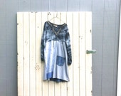 Boho Clothing Houston funky patchwork boho dress