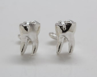 Wisdom Tooth  Cuff Links  Made in NYC