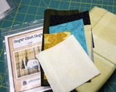 Camper Sweet Camper Applique Tea Towel Kit with Pattern