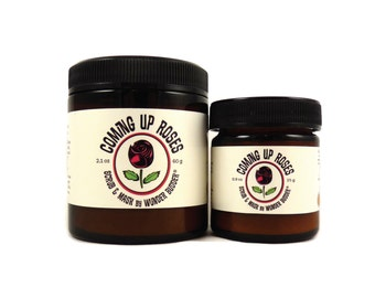 Facial Scrub + Mask: Coming Up Roses Cleansing Grains for All Skin Types