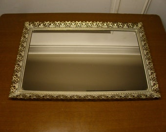 Vintage 1960's Vanity Mirror