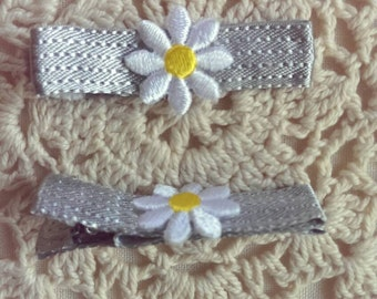 Cute Daisy Girl Hairpins