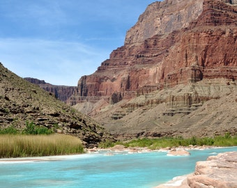 Fine Art Photo Little Colorado River, Grand Canyon National Park, Arizona (AZD189)