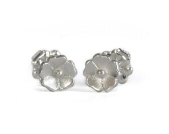 Mini Blossom Stud Earrings