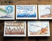 Scripture Note Cards - Hope Theme Set 5 - Bible Verse Cards