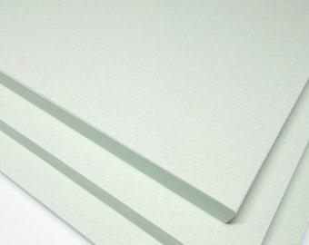 Cardstock SEA SALT 80 LB Full Sheets Set of 30 Stationery Scrapbook Paper Wedding Supplies
