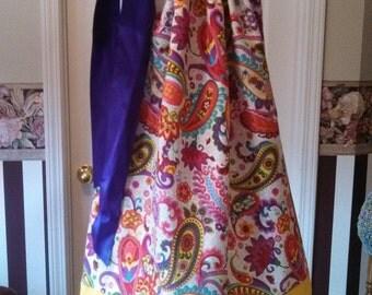 Girls pillow case dress