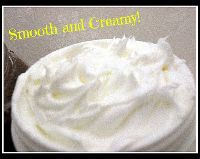 Whipped Body Butter - Smooth Skin Moisturizer - Whipped Shea Butter - Body Lotion - Body Cream - Body Whips - Bath & Body - Mothers Day Gift
