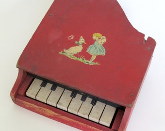 Mother Goose Piano