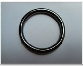 5 PIECES, 1.5 inch,  gunmetal O Rings