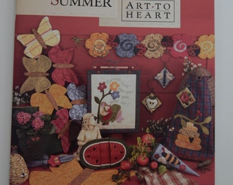 Quilting Book Easy Does It for Summer  Art to Heart