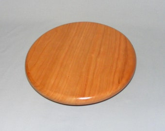Cherry Lazy Susan 10 Inch. Free Shipping