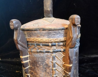 Shaman's Box, Borneo, Bidayuh People