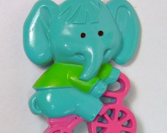 1975 Avon Elephant Pin