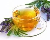 Lavender Green Tea All Natural Body Salve - Body Jelly, Non-Petroleum Jelly, Skin Salve, Body Butter