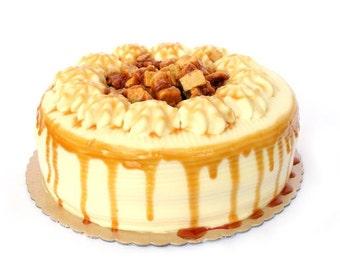 Whipped Sweet Cake Hair Butter, 2oz - Sample, Hair Butter, Cupuacu Butter, Shea Butter, Avocado Oil