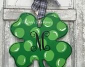 St. Patrick's Day/ Shamrock Door hanger