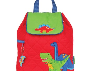 New Dino Backpack Personalized Stephen Joseph SALE